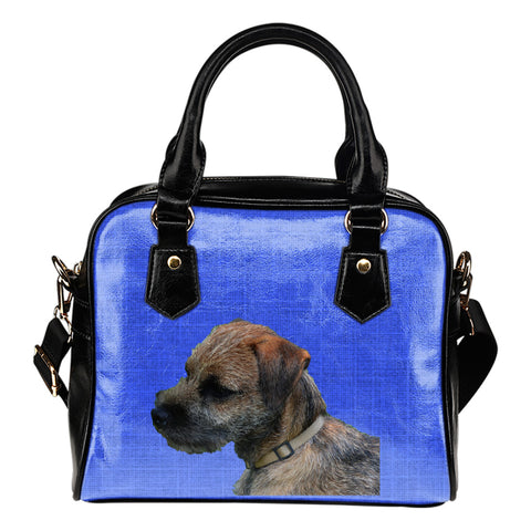 Border Terrier Shoulder Bag