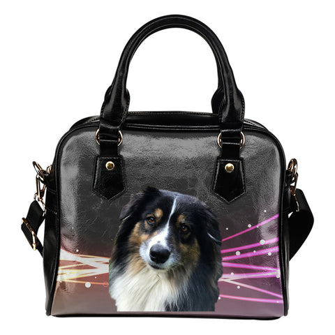 Australian Shepherd Shoulder Bag