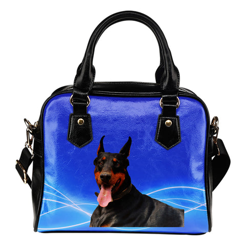 Doberman Shoulder Bag