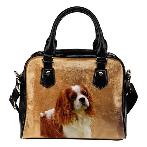 Cavalier King Charles Spaniel Shoulder Bag