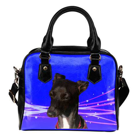 Greyhound Shoulder Bag