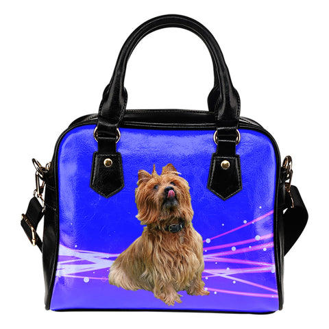 Australian Terrier Shoulder Bag