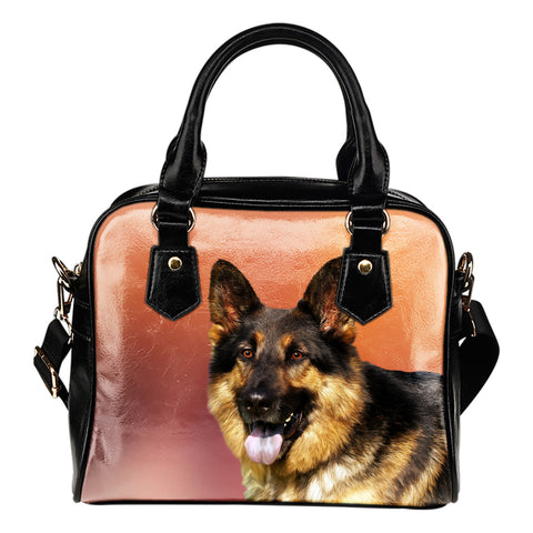 German Shepherd Shoulder Bag