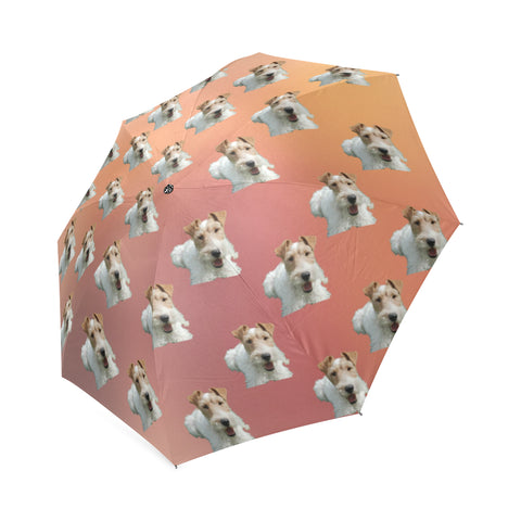 Wire Hair Fox Terrier Umbrella