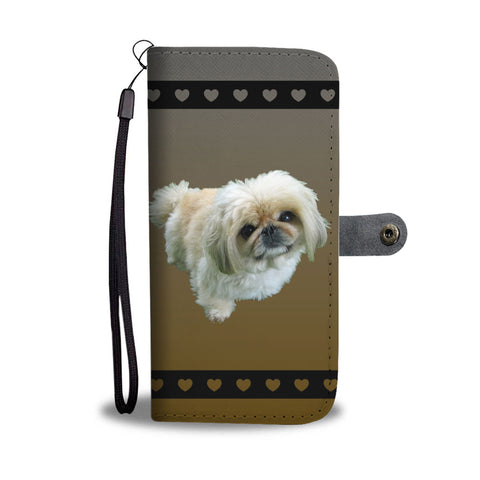 Pekingese Phone Case Wallet