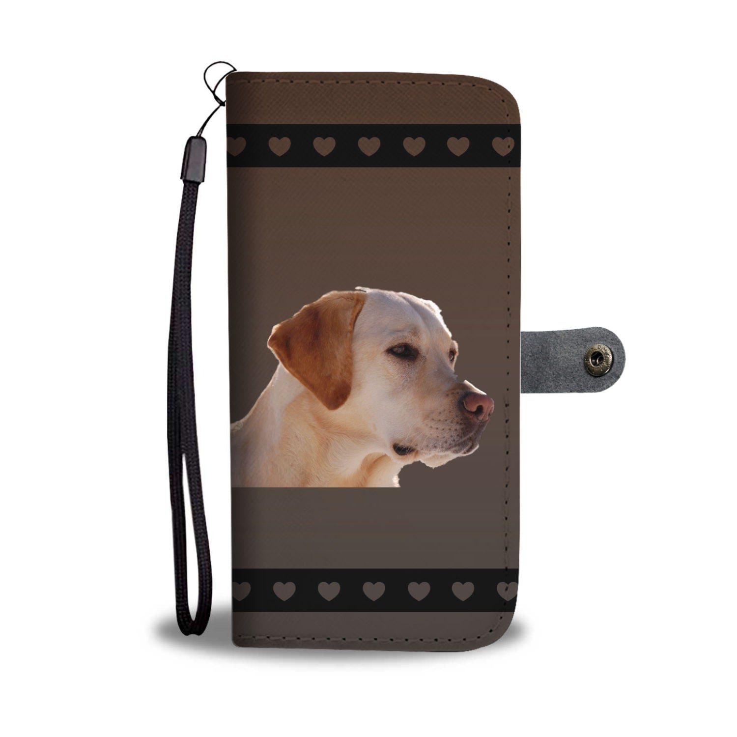 Labrador Phone Case Wallets