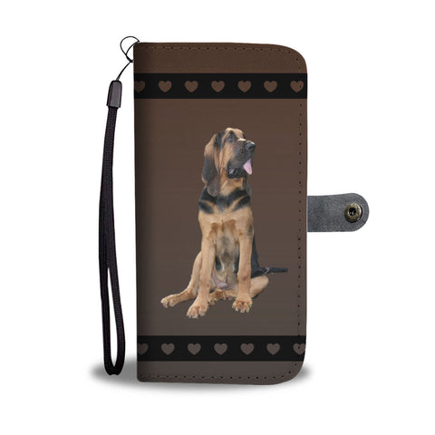 Bloodhound Phone Case Wallet