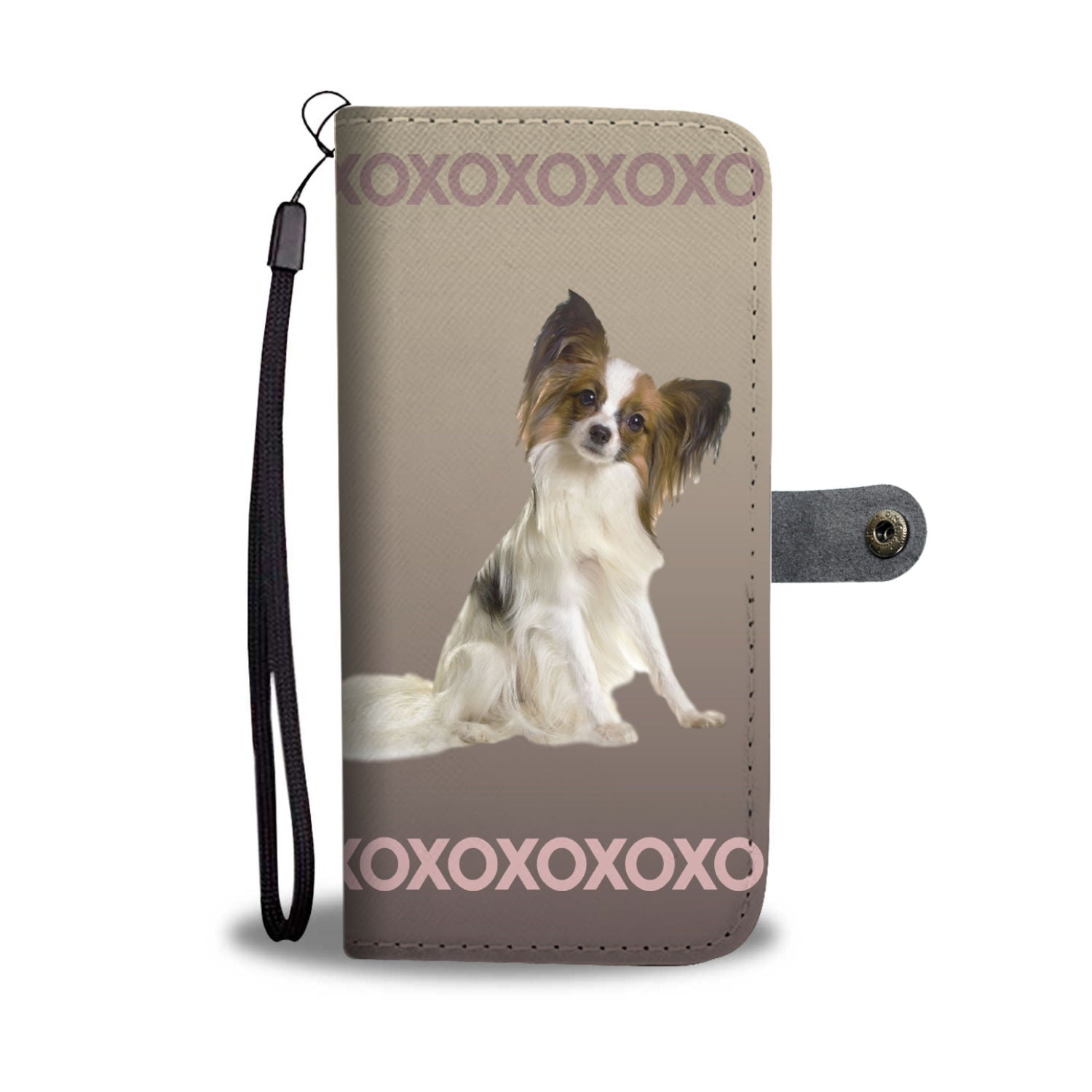 Papillon Phone Case Wallet