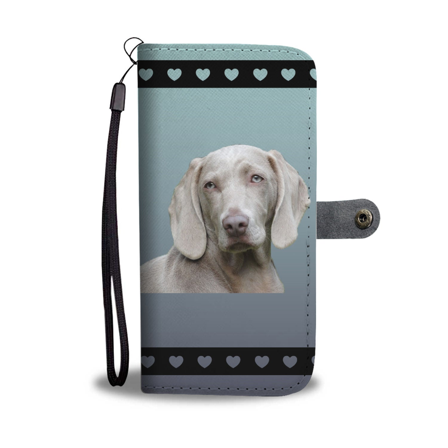 Weimaraner Phone Case Wallet