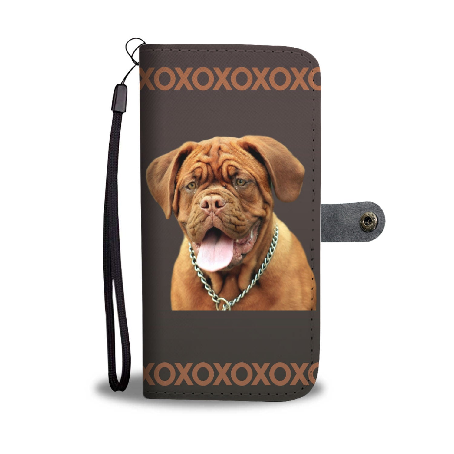 Dogue de Bordeaux Phone Case Wallet