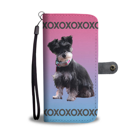 Schnoodle Phone Case Wallet