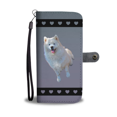 Samoyed Phone Case Wallet