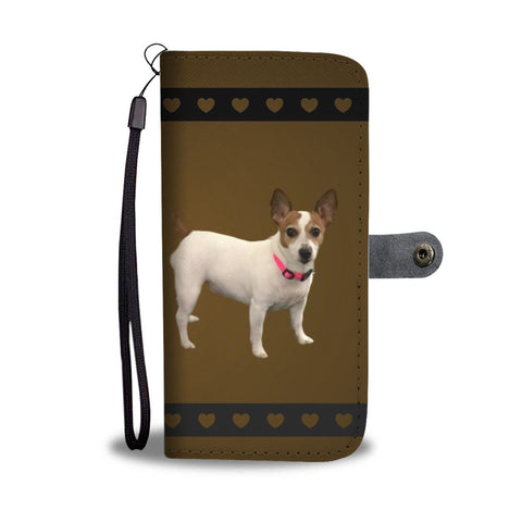 Jack Russell Phone Case Wallet