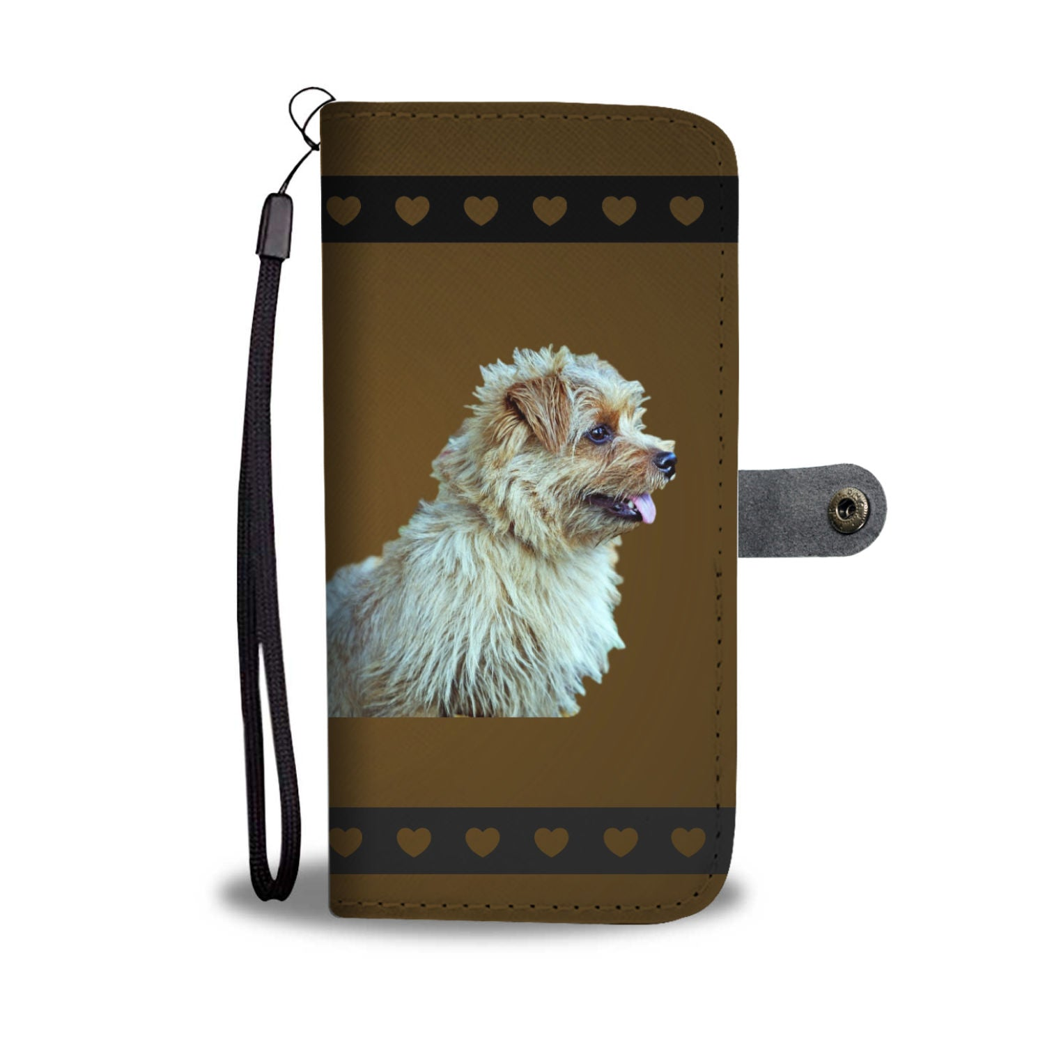 Norfolk Terrier Phone Case Wallet