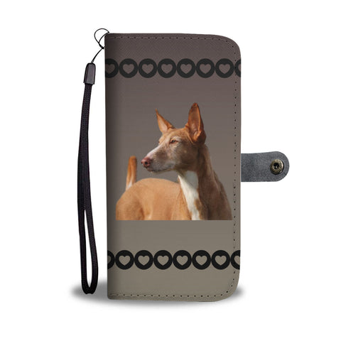 Podenco Phone Case Wallet