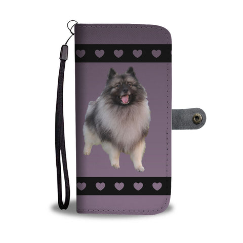 Keeshond Phone Case Wallet 1
