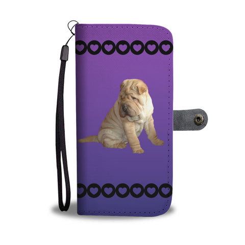 Shar Pei Phone Case Wallet