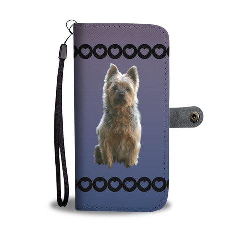 Silky Terrier Phone Case Wallet