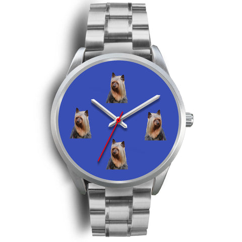 Australian Silky Terrier Watch - Silver