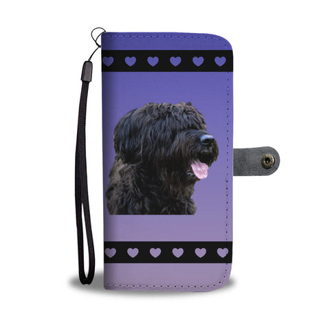 Briard Phone Case Wallet