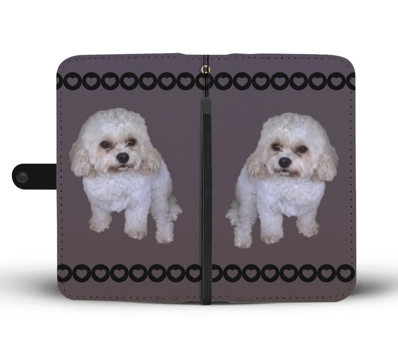 Cavachon Phone Case Wallet