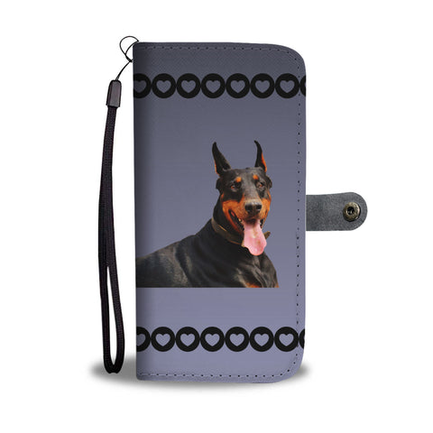 Doberman Phone Case Wallet 2