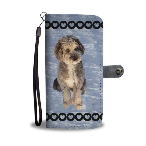 Aussiepoo Phone Case Wallet