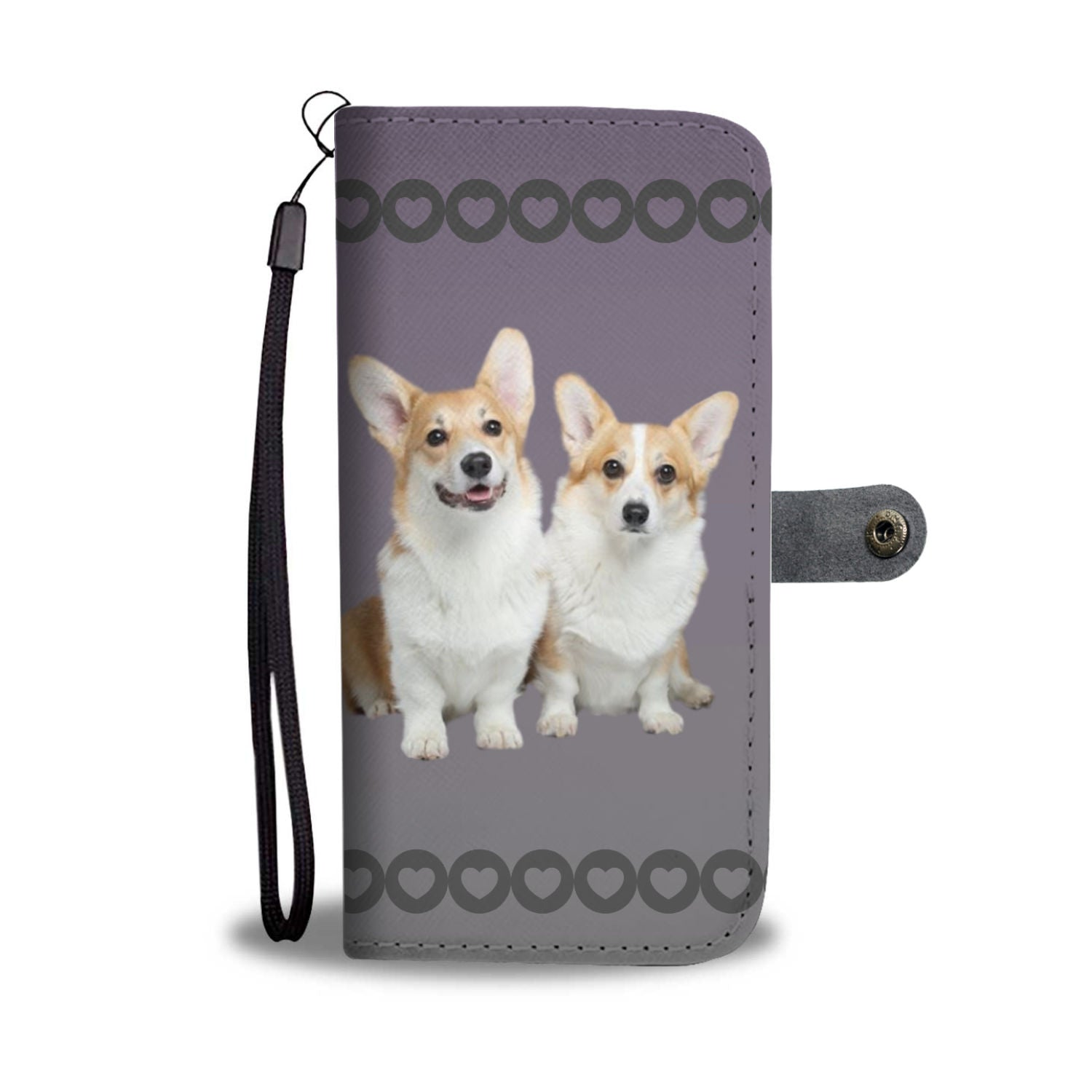 Corgi Phone Case Wallets
