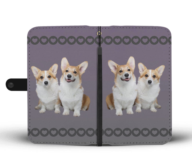 Corgi Phone Case Wallet