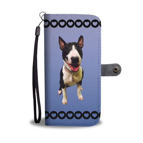 Bull Terrier Phone Case Wallet - 2