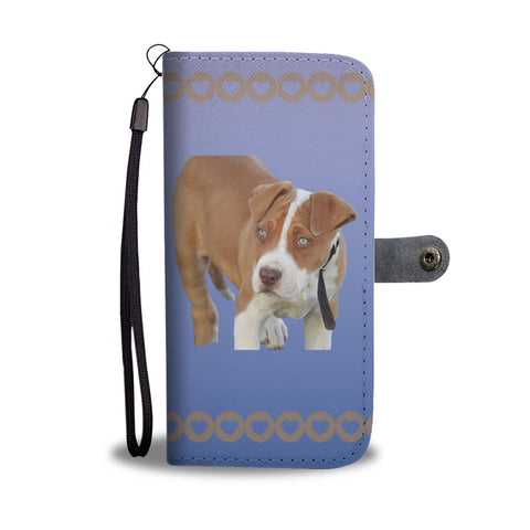 Pitbull Phone Case Wallet