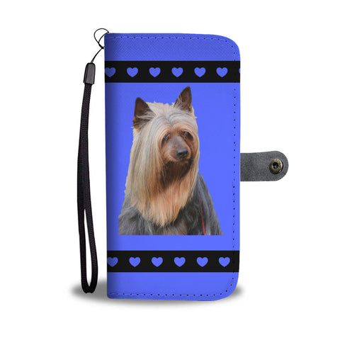 Australian Silky Terrier Phone Case Wallet 2