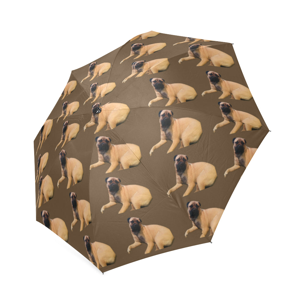 Bullmastiff Umbrella