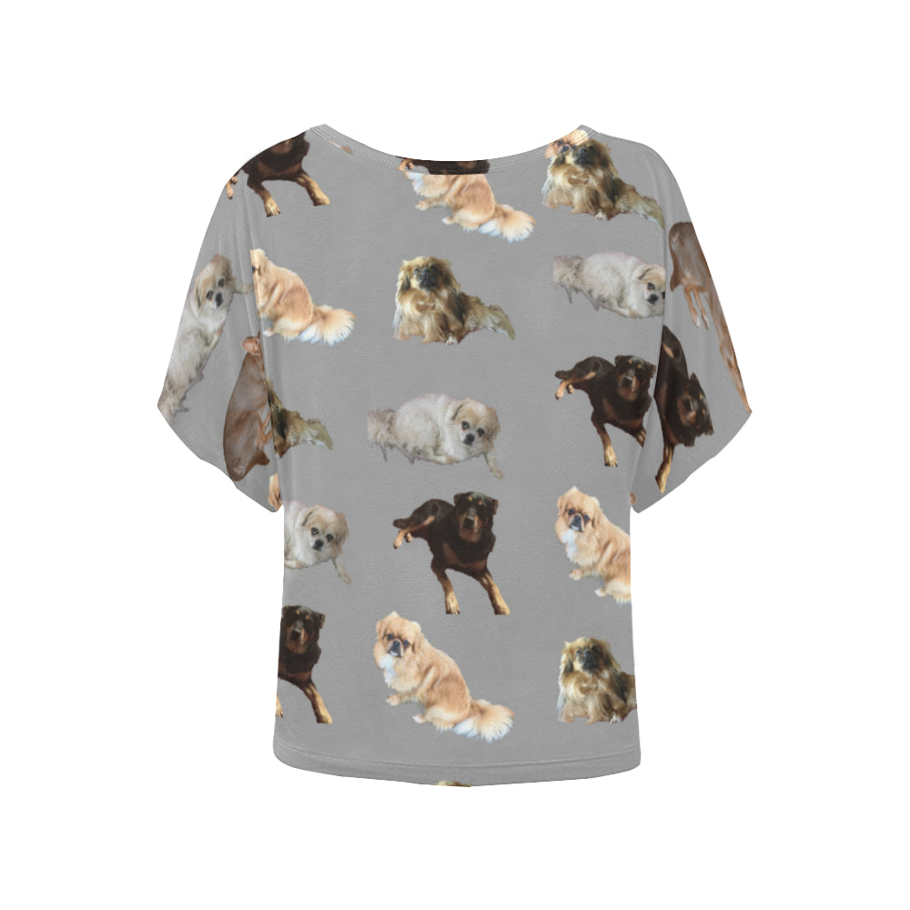 Tibetan Spaniels & Friends Shirt