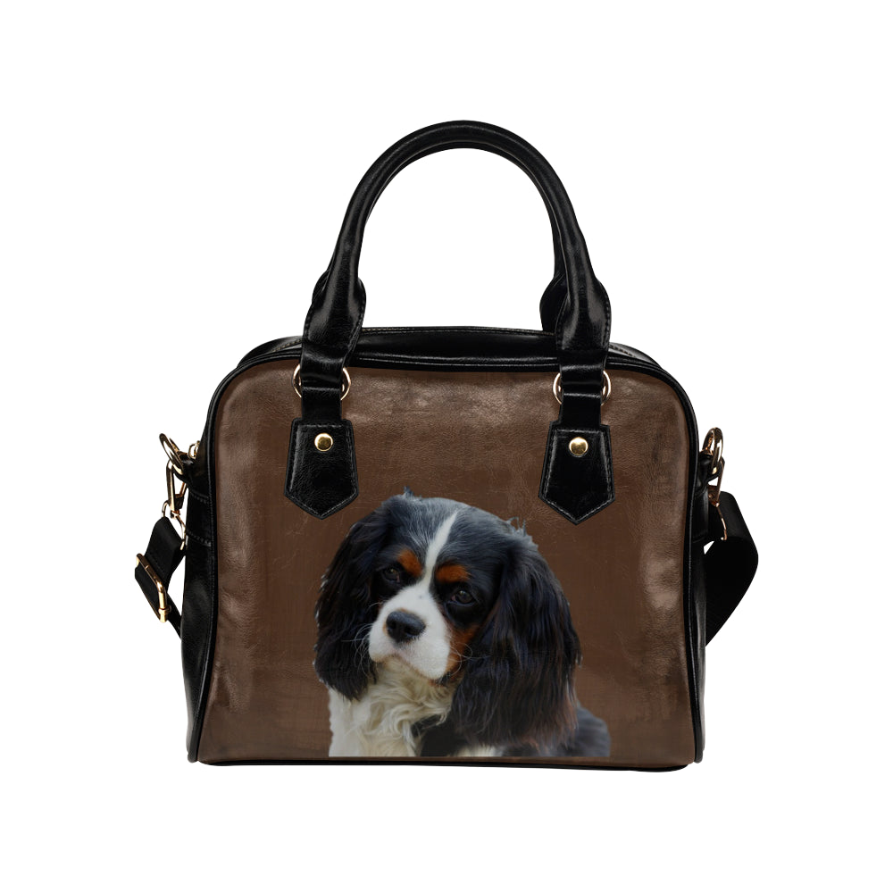 Cavalier King Charles Spaniel Shoulder Bag - Tri