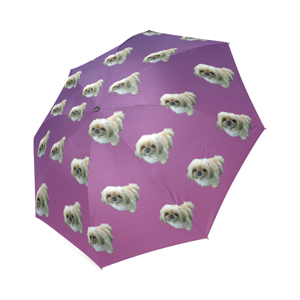 Pekingese Umbrella