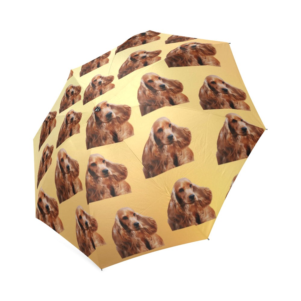 Cocker Spaniel Umbrella - American