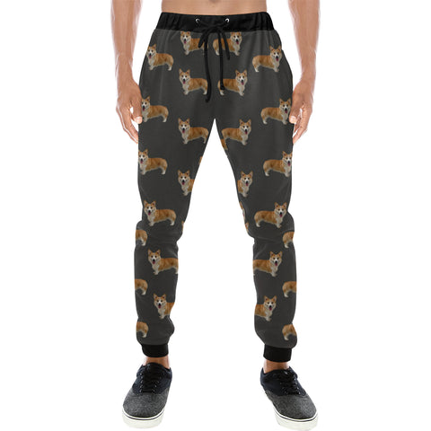 Corgi Men's Sweatpants