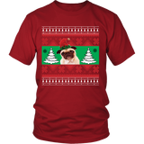 Pug Holiday Shirt/Sweatshirt