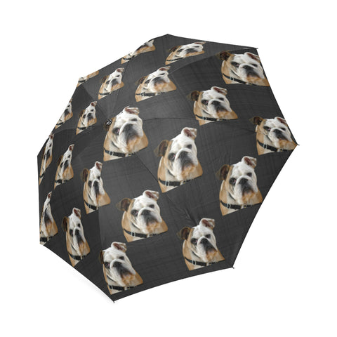 English Bulldog Umbrella