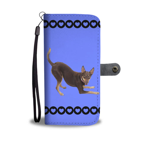 Australian Kelpie Phone Case Wallet
