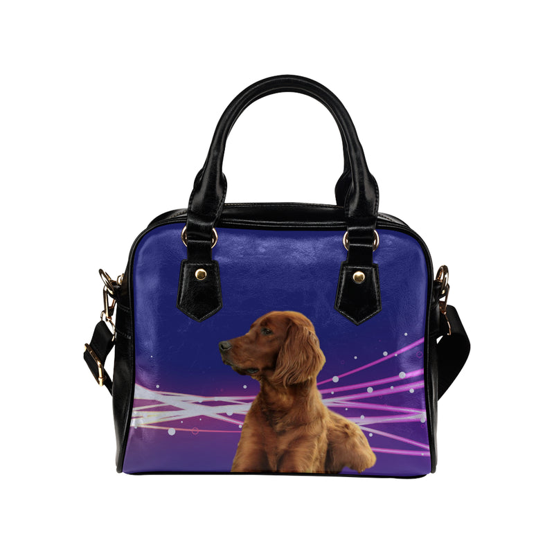 Irish Setter Shoulder Bag