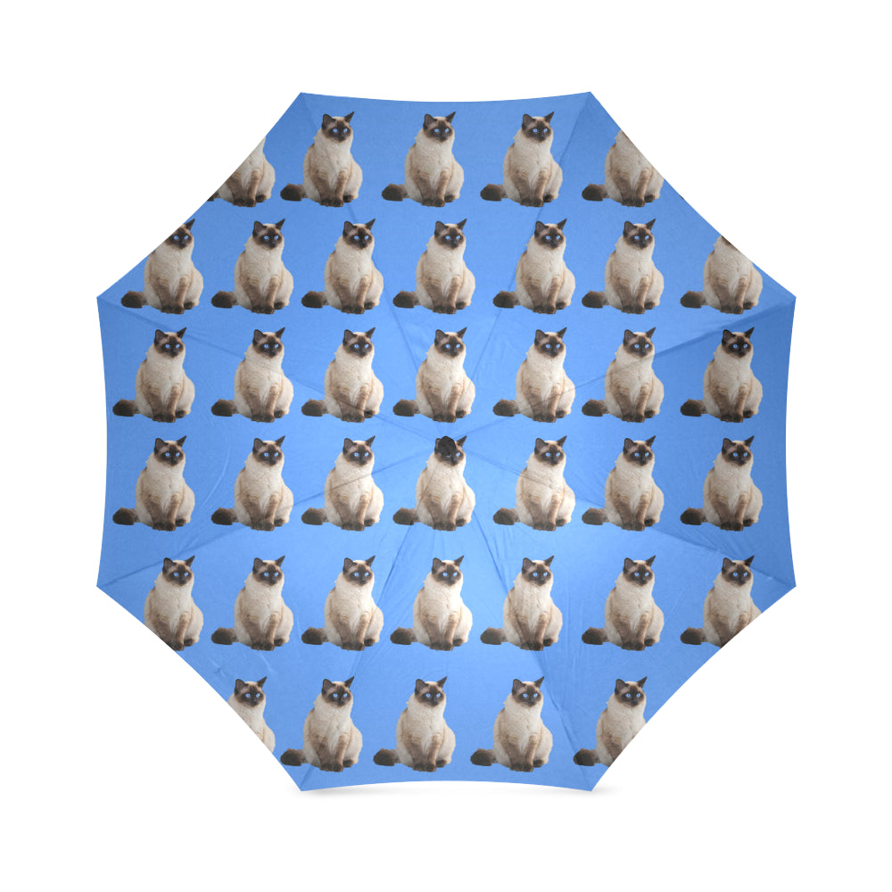 Siamese Cat Umbrella