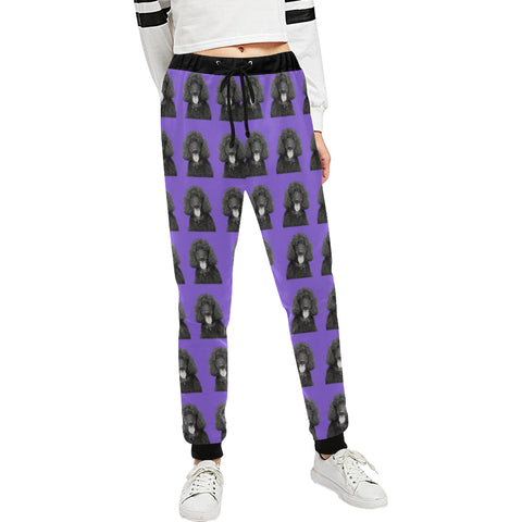 Poodle Pants - Black Standard