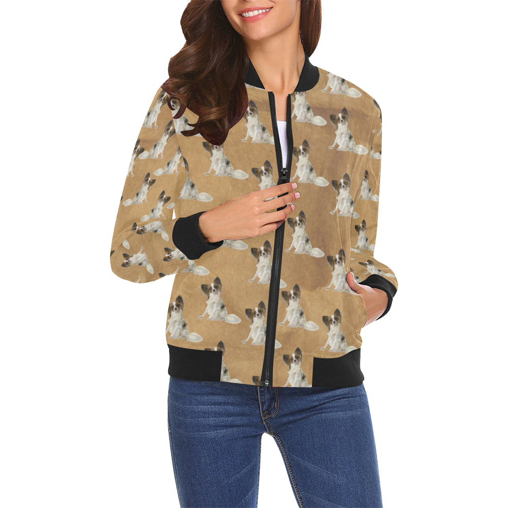 Papillon Jacket - Tan