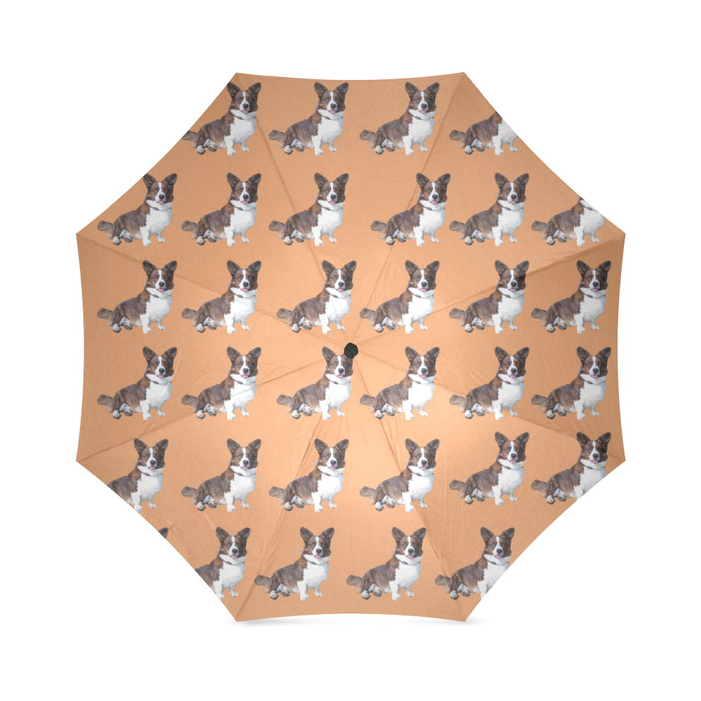 Corgi Umbrella - Welsh
