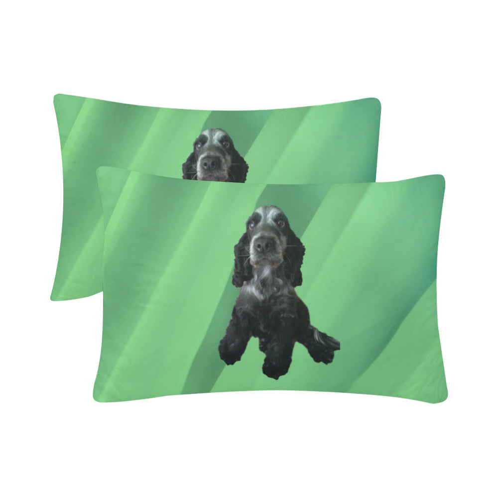 "Cocker Spaniel Pillow Cases (20""x30"") - Set of 2"