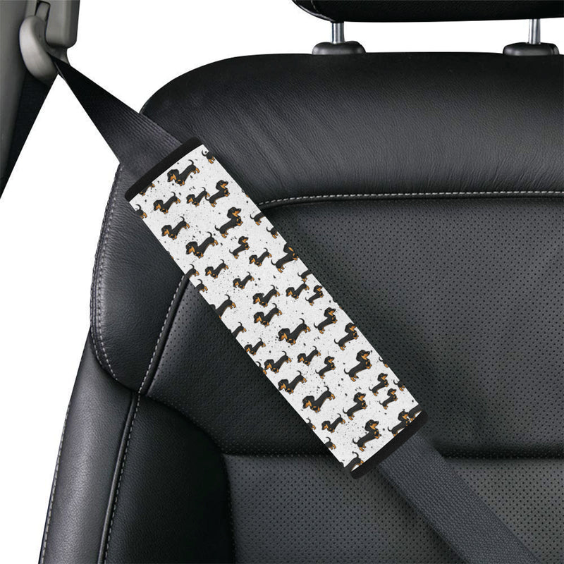 Dachshund Car Seat Belt Cover