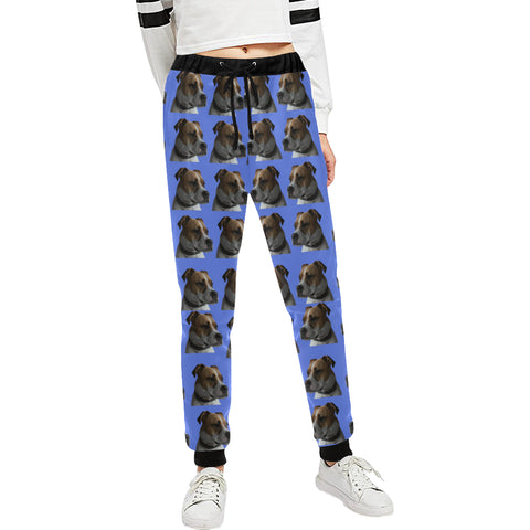 American Staffordshire Pants - Blue
