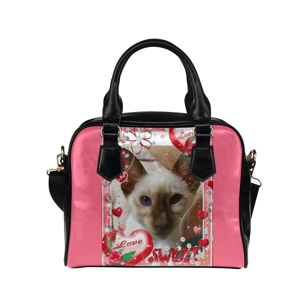 Veronica Cat Shoulder Bag